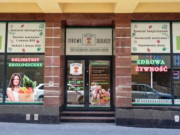 Gotowy biznes w branży zdrowej żywności na sprzedaż!